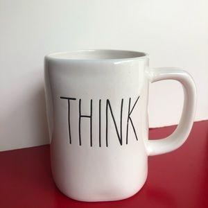 """Rae Dunn """"Think"""" Mug"""